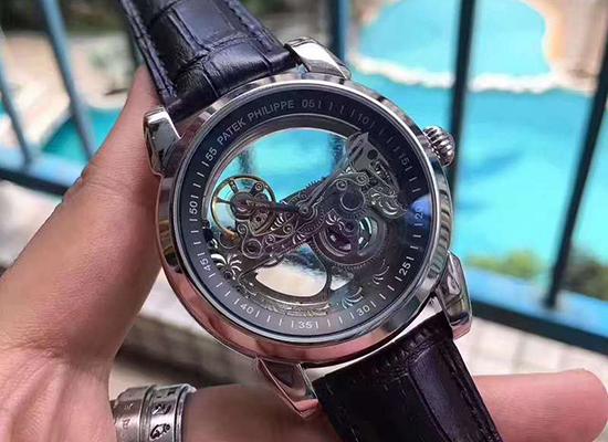 百达翡丽手表防水