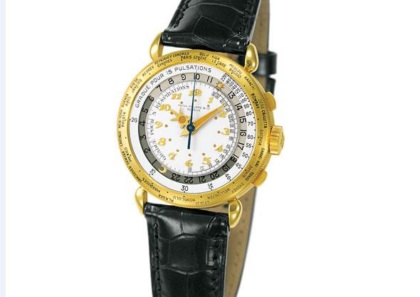 上海百达翡丽维修中心教你保养百达翡丽手表