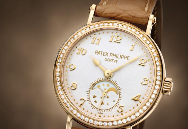 百达翡丽手表维修中心维修百达翡丽手表