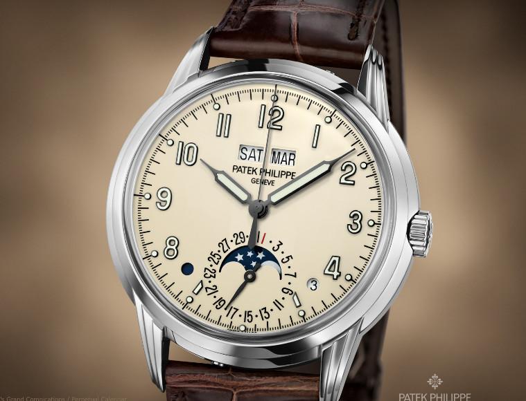 百达翡丽手表常见的维修问题