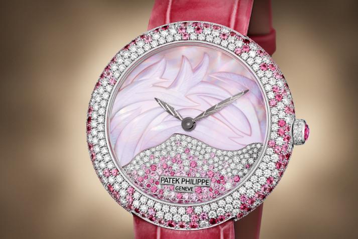 百达翡丽手表保养中心教你保养手表表带