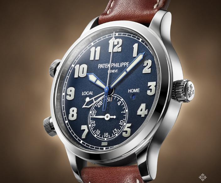 百达翡丽手表维修中心教你保养百达翡丽手表表带