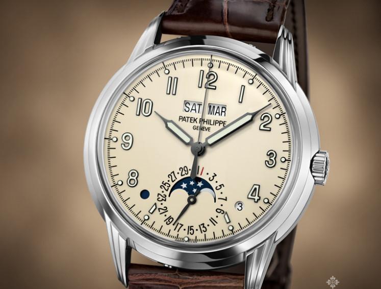 百达翡丽手表维修中心教你了解手表的相关知识