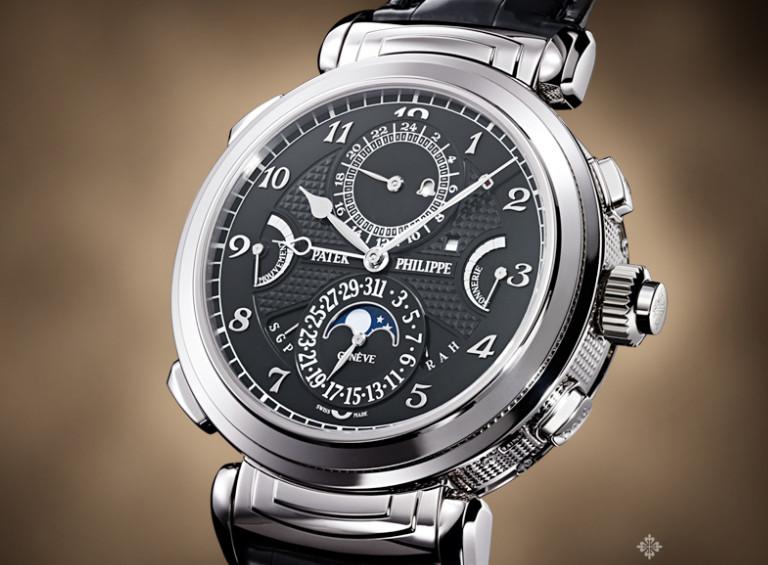 百达翡丽手表维修中心教你为什么手表会走时不准