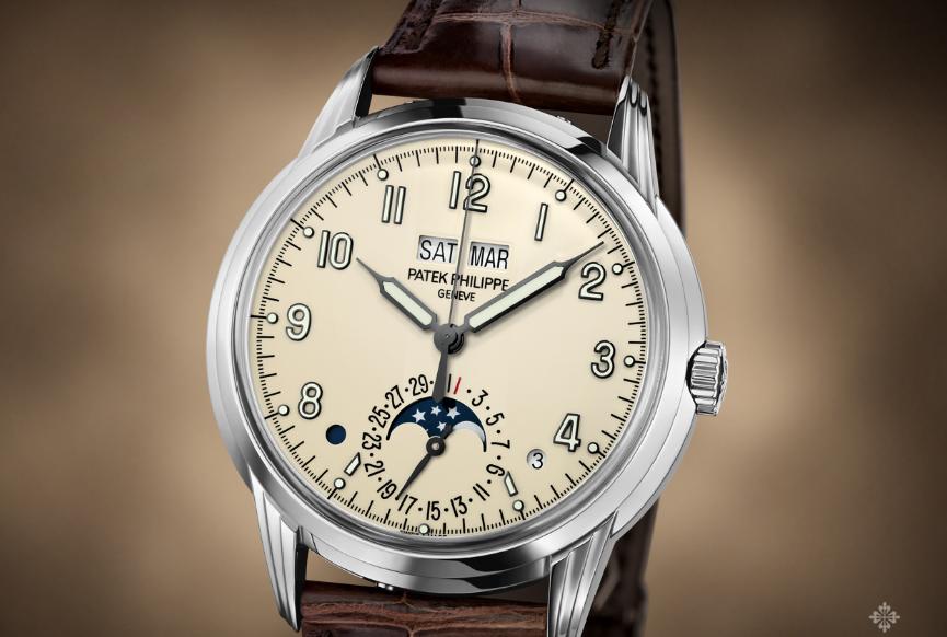 百达翡丽手后服务中心教你几种手表表扣的使用方法