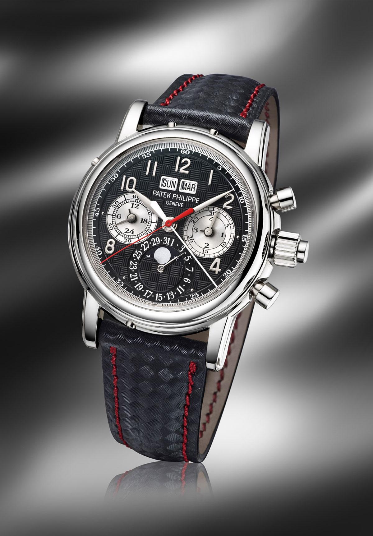 飞利浦与Bacs&Russo联合推出百达翡丽参考2499系列及原产地证书,带领香港钟表拍卖会