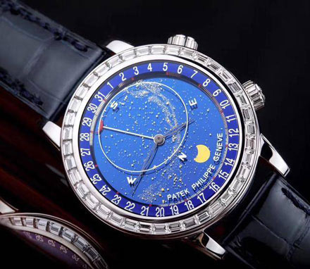 上海百达翡丽手表维修